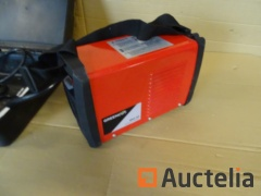 Poste à souder inverter semi automatique Greencut MMA200