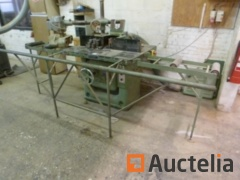 Houtfreesmachine Comag